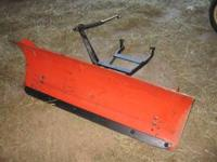 Great condition snow / dozer blade for Simplicity and