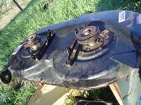 Mower Deck from a MTD 4216 Mower. May fit your model