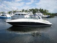 Key Features This popular 42 Sea Ray Sundancer has