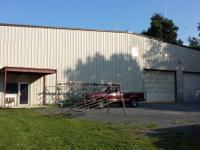 Commercial building available Previous steel