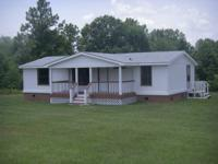 REALLY NICE !!!! 3BR/2BA Doublewide SECLUDED on 3