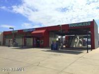 2,595 Sq. Ft. Self-Service Car Wash, on a 0.34 Acre