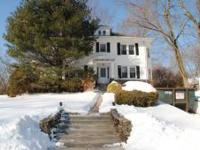 A True Must See Center Hall Colonial on a Beautiful