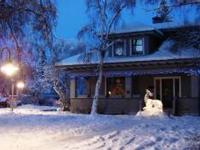 The Alaska Heritage House offers perfect accommodations