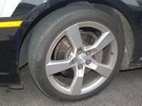 For sale used 2010 Camaro chrome/polished 20 inch rims