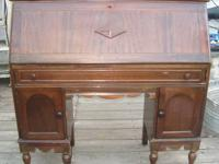 I have for sale for $425 a beautiful antique desk and