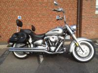 Vance & Hines Longshots Original Full Exhaust Chrome