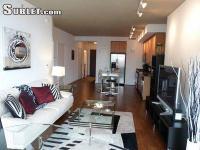 Luxury spacious 2 bedrooms , 2 full bathrooms between