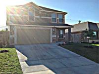 7 month old 2 Story home in Las Flores Subdivision.