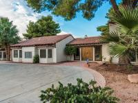 Completely remodeled, single story on almost one acre!