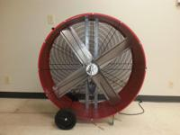 Maxx Air High Velocity 42 inch fan. 150 or best offer