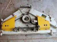 "42"" Mower deck that fits a Cub Cadet 1000. Includes the"