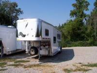 This NEW Featherlite 2010 8541 3 horse 7.6 amp rsquo