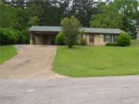 TRADITIONAL 3BR/2BA blonde brick ranch with living