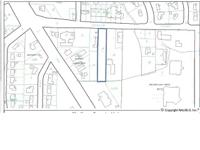 Road frontage. Buildable lot, wide range of