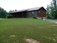 Very nice horse farm with 3 bdrm, 2 bath Rustic Home