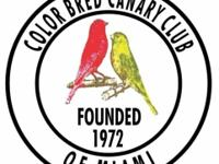 43nd Annual Grand Bird Show Colorbred Canary Club of