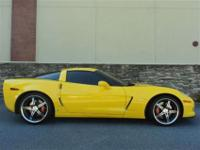 This 2007 Chevrolet Corvette 2dr 2dr Cpe Z06 Coupe