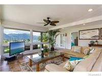 Almost new ocean view house. Hawaiiana style island