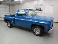"1974 Chevy ""Super Cheyenne"" / Silverado 2wd. Regular"