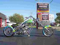 $10,000 price Reduction! 2003 Orange County Choppers