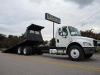 "2006 Freightliner M2 28' x 102"" Rollback Truck for"