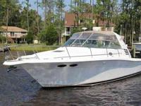 1999 Sea Ray 330 EXPRESS CRUISER This 330 Express