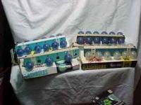 I have a 31 Sylvania Blue Dot Flashbulbs 25B and 13