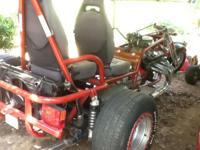 Custom build mopar trike clean title street legal runs