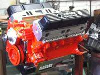 This is a Complete Rebuilt Engine for Sale. Bore.030