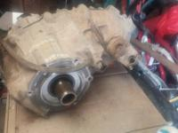 Borg warner transfer case 4401 Came from a 98' GMC 1