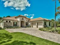 Immaculate one story, four bedroom, three bath custom