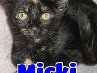 #4442 Micki's story 'Hello there. My name is Micki and