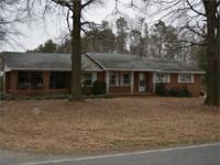 Spacious Yadkin County ranch home on +/-3.38 beautiful