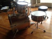 Mint condition Pearl Champagne Sparkle Vision SST Birch