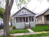 3 bedrooms new roof New siding Land contract possible