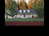Log Style Custom Home On 192 Acres For Sale In Roseburg