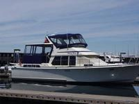 Call Boat Owner Laurence  . Pristine 44 ft. cruising