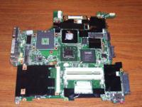 """44C3933 IBM Lenovo T61 14.1"""" NVIDIA Motherboard ,"""