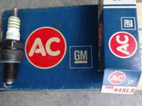 44XLS AC Spark Plugs = N12Y Champion Mopar Dodge