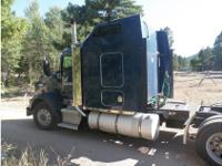 2006 Kenworth T800, Bought the truck to lease. Deal