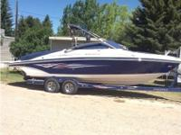 2008 Rinker 246 Captiva, This boat is in excellent