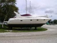 Just Reduced! 1998 Cruisers Yacht 3375 Esprit with new