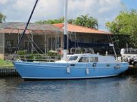 Call Boat Owner Jack  45 Columbia Motor-Sailer; Sloop