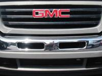 This grill was removed from a 2006 GMC Sierra work