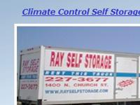 Ray Self Storage 5 x 10 Storage Unit 25% off. Orignal