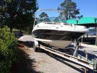 Beautiful LIKE NEW 2005 Sea Ray 270 Sundeck ? 27? WITH