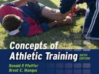 Concepts of Athletic Training 6th Edition Author Ronald