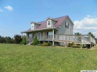 Country Living at its Best! Home sits on 5+ acres just