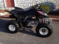 Honda - Rancher Foreman Big Red TRX 250ex Kawasaki -